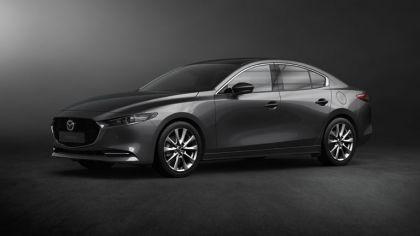 2019 Mazda 3 sedan 4