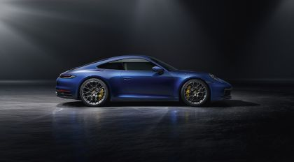 2019 Porsche 911 ( 992 ) Carrera 4S 2