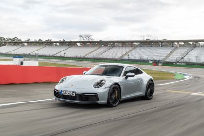2019 Porsche 911 ( 992 ) Carrera 4S 46