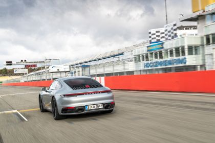 2019 Porsche 911 ( 992 ) Carrera 4S 49