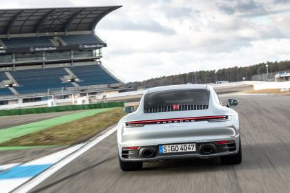2019 Porsche 911 ( 992 ) Carrera 4S 55