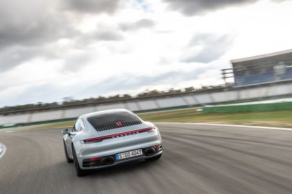 2019 Porsche 911 ( 992 ) Carrera 4S 60