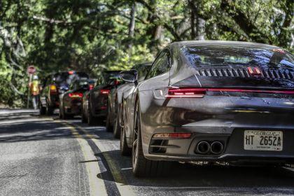 2019 Porsche 911 ( 992 ) Carrera 4S 100
