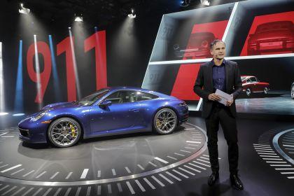 2019 Porsche 911 ( 992 ) Carrera 4S 111