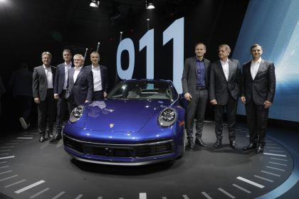 2019 Porsche 911 ( 992 ) Carrera 4S 112