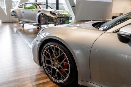 2019 Porsche 911 ( 992 ) Carrera 4S 114