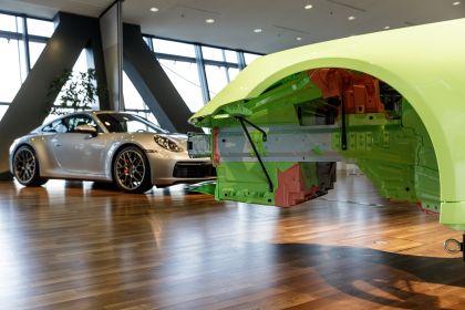 2019 Porsche 911 ( 992 ) Carrera 4S 115