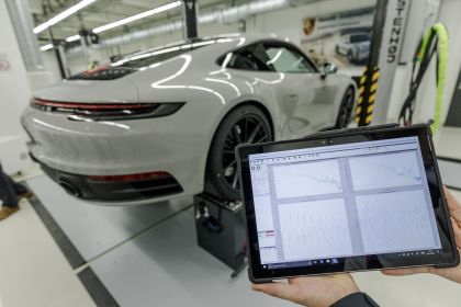 2019 Porsche 911 ( 992 ) Carrera 4S 121