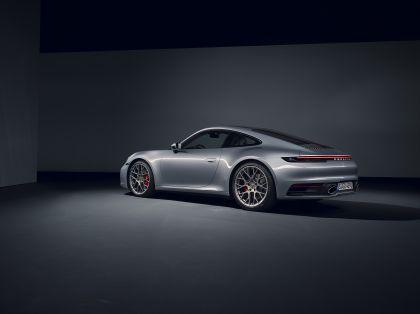 2019 Porsche 911 ( 992 ) Carrera 4S 129