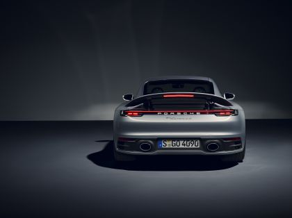 2019 Porsche 911 ( 992 ) Carrera 4S 135