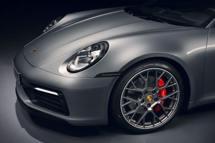 2019 Porsche 911 ( 992 ) Carrera 4S 137