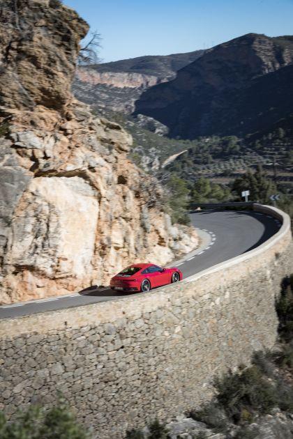 2019 Porsche 911 ( 992 ) Carrera 4S 147