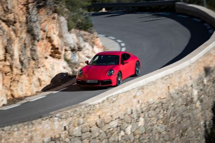2019 Porsche 911 ( 992 ) Carrera 4S 149