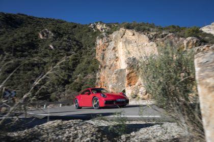 2019 Porsche 911 ( 992 ) Carrera 4S 154