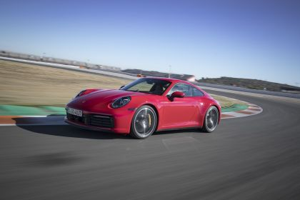 2019 Porsche 911 ( 992 ) Carrera 4S 161