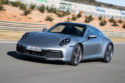 2019 Porsche 911 ( 992 ) Carrera 4S 180