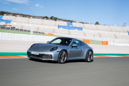 2019 Porsche 911 ( 992 ) Carrera 4S 183