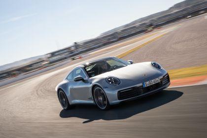 2019 Porsche 911 ( 992 ) Carrera 4S 187