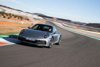 2019 Porsche 911 ( 992 ) Carrera 4S 190