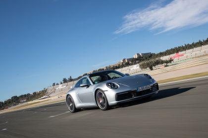 2019 Porsche 911 ( 992 ) Carrera 4S 193