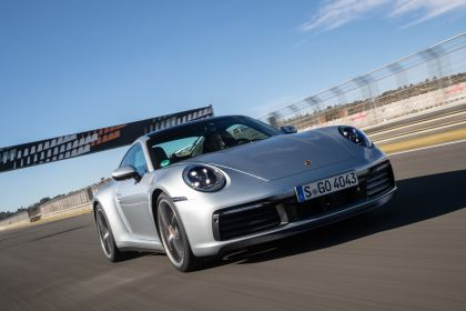 2019 Porsche 911 ( 992 ) Carrera 4S 196