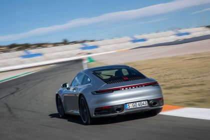2019 Porsche 911 ( 992 ) Carrera 4S 199