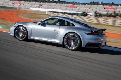2019 Porsche 911 ( 992 ) Carrera 4S 204