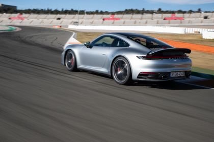 2019 Porsche 911 ( 992 ) Carrera 4S 205