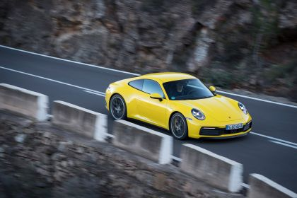 2019 Porsche 911 ( 992 ) Carrera 4S 208