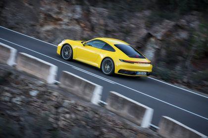 2019 Porsche 911 ( 992 ) Carrera 4S 209