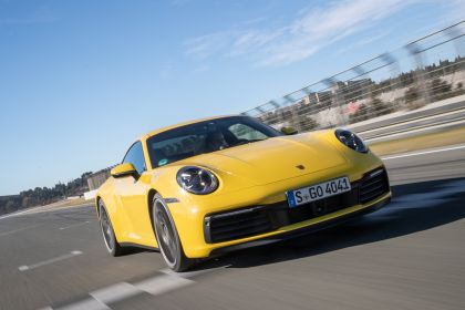 2019 Porsche 911 ( 992 ) Carrera 4S 214