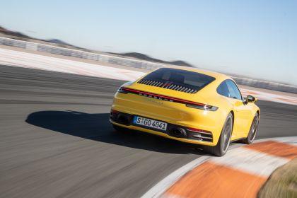 2019 Porsche 911 ( 992 ) Carrera 4S 220