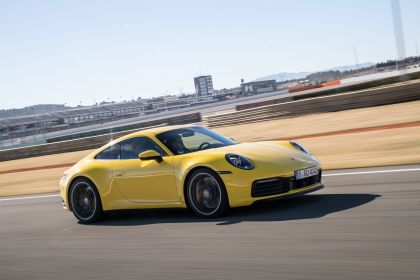 2019 Porsche 911 ( 992 ) Carrera 4S 225