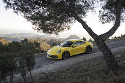 2019 Porsche 911 ( 992 ) Carrera 4S 238