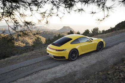 2019 Porsche 911 ( 992 ) Carrera 4S 239