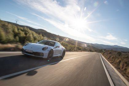 2019 Porsche 911 ( 992 ) Carrera 4S 256