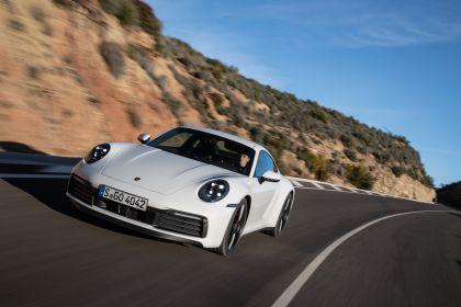 2019 Porsche 911 ( 992 ) Carrera 4S 257