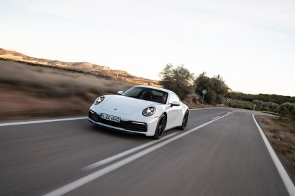 2019 Porsche 911 ( 992 ) Carrera 4S 262