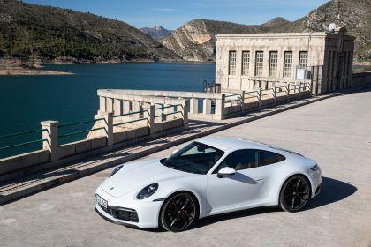 2019 Porsche 911 ( 992 ) Carrera 4S 270