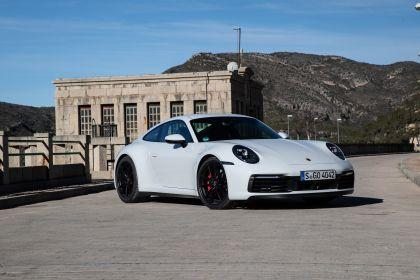 2019 Porsche 911 ( 992 ) Carrera 4S 272