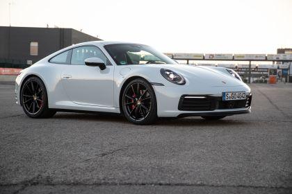 2019 Porsche 911 ( 992 ) Carrera 4S 280