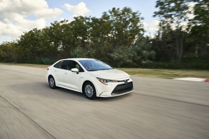 2020 Toyota Corolla Hybrid 1