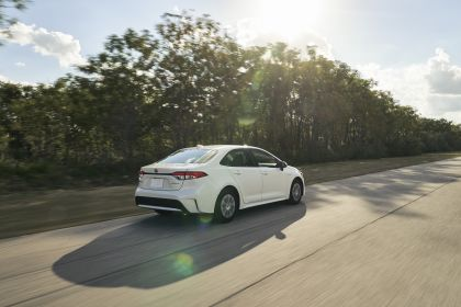 2020 Toyota Corolla Hybrid 3