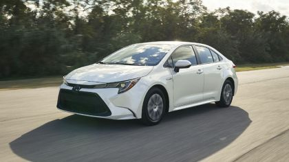 2020 Toyota Corolla Hybrid 4