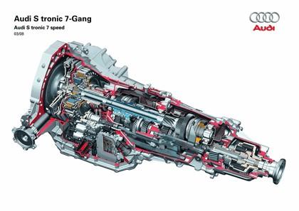 2008 Audi S-Tronic 7 marce 1