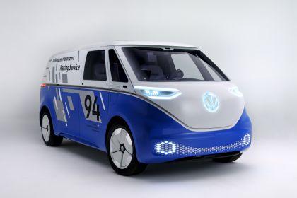 2019 Volkswagen I.D. Buzz Cargo concept 1