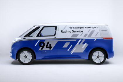 2019 Volkswagen I.D. Buzz Cargo concept 2