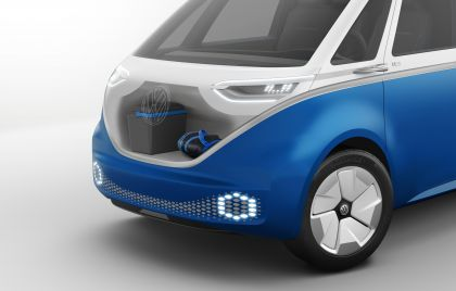 2019 Volkswagen I.D. Buzz Cargo concept 4