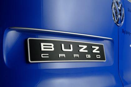 2019 Volkswagen I.D. Buzz Cargo concept 7