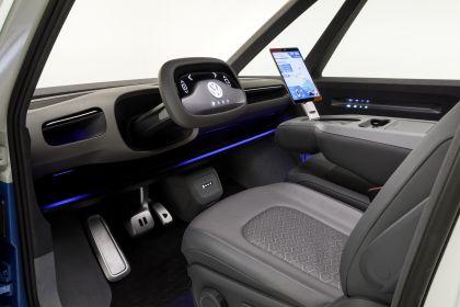 2019 Volkswagen I.D. Buzz Cargo concept 13